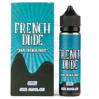 Vaping Breakfast French Dude