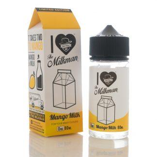 the milkman mad hatter mango milk